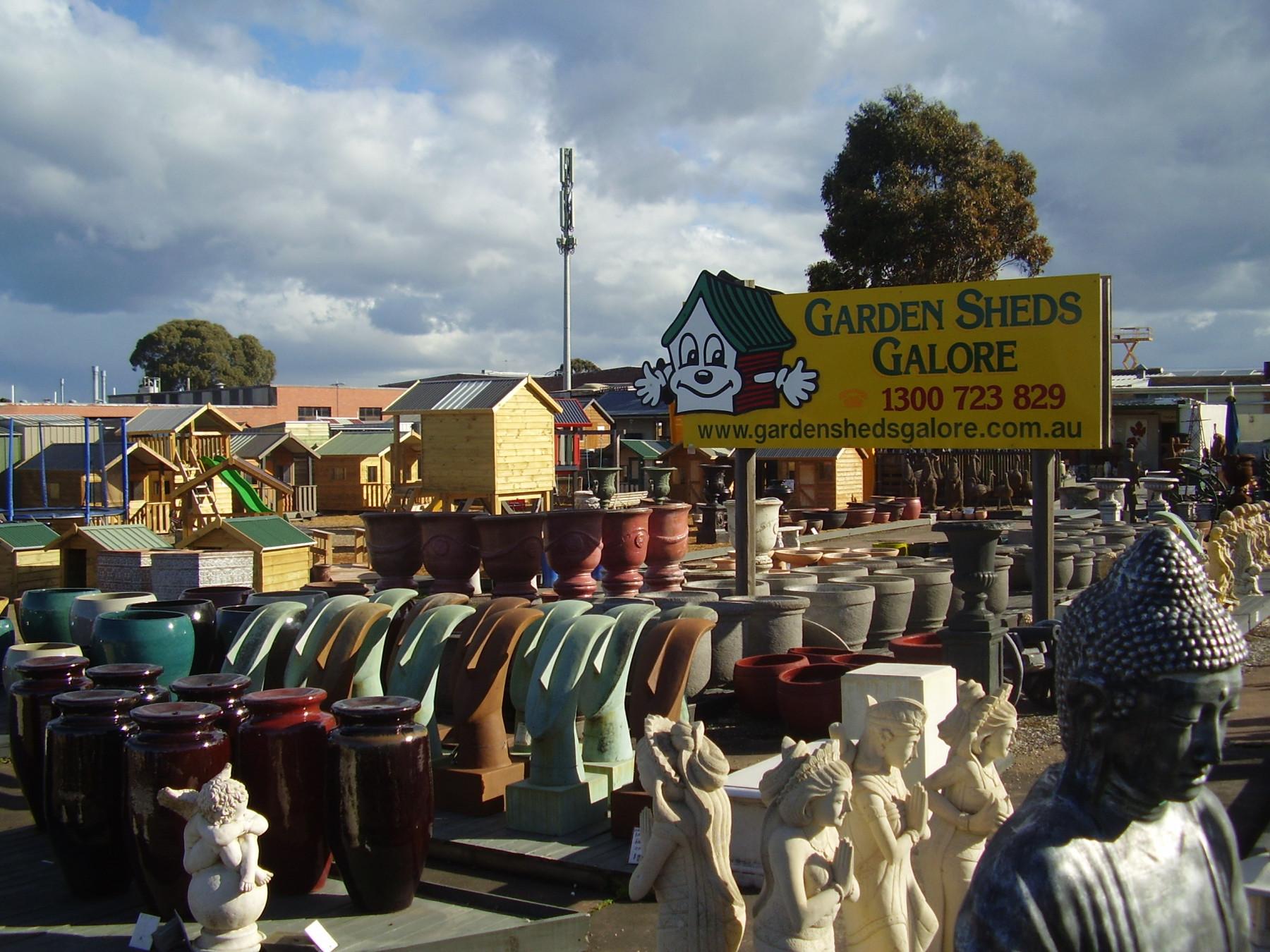 garden shed 225m x 225m storage shed - Garden Sheds Galore