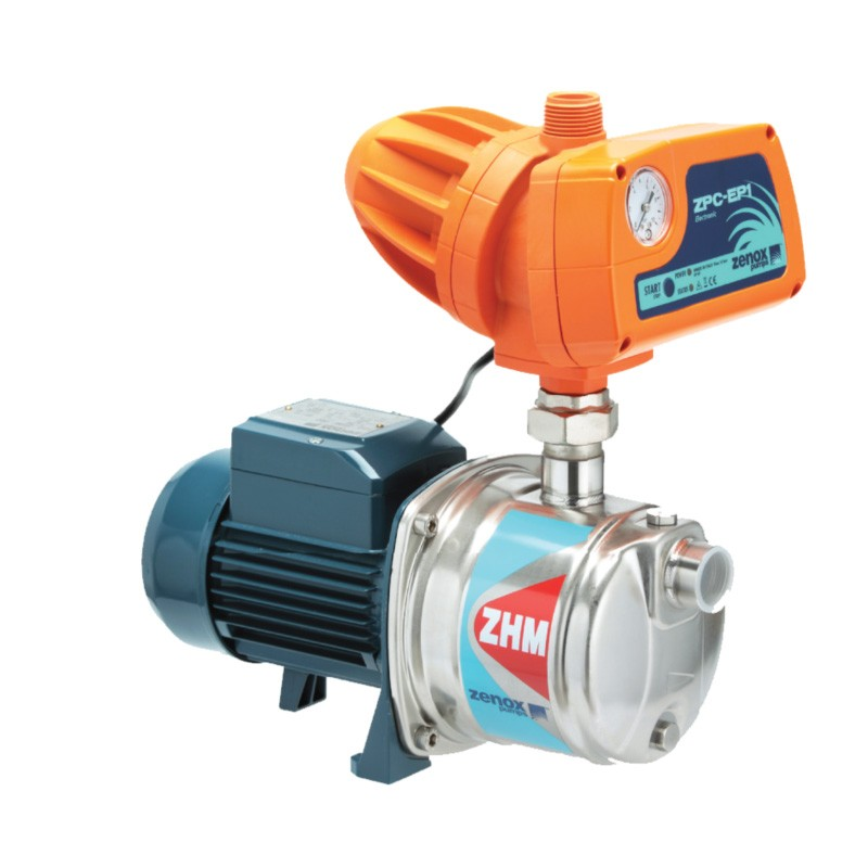 MHR3 - Pressure Pump with Rain/Mains Valve