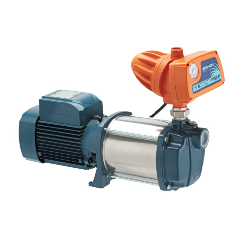 MHR4 - Pressure Pump with Rain/Mains Valve