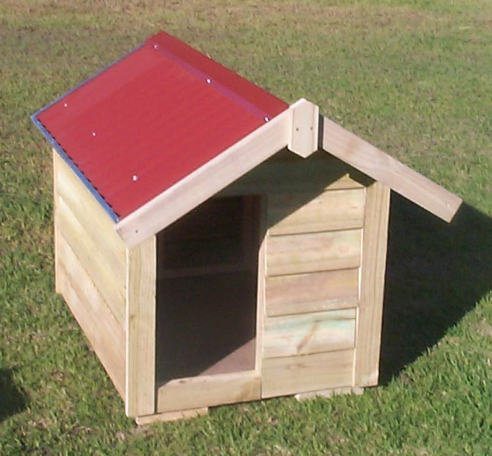 Timber dog kennels for Building a dog kennel business