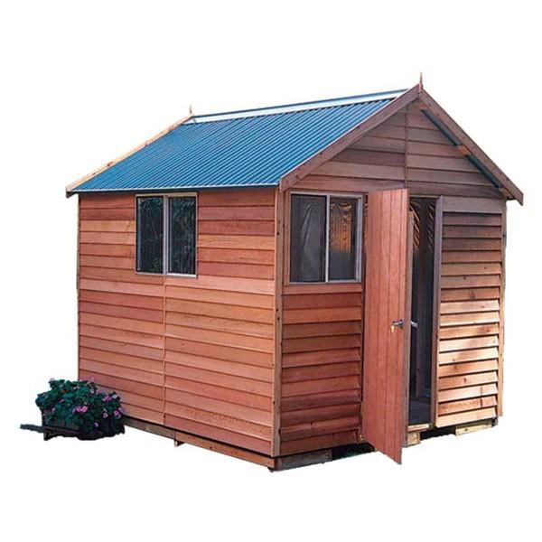 Garden Shed Cedar Shed Emerald - 2.5mw x 2.7md x 2.65mh