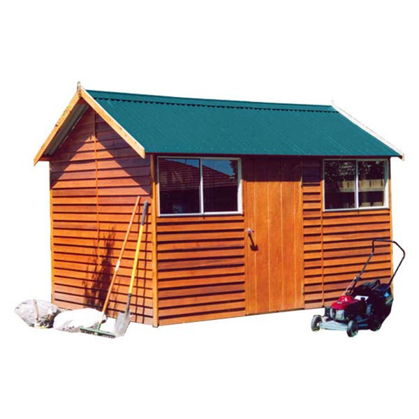 garden shed cedar shed gembrook 36mw x 25md x 265mh - Garden Sheds Galore