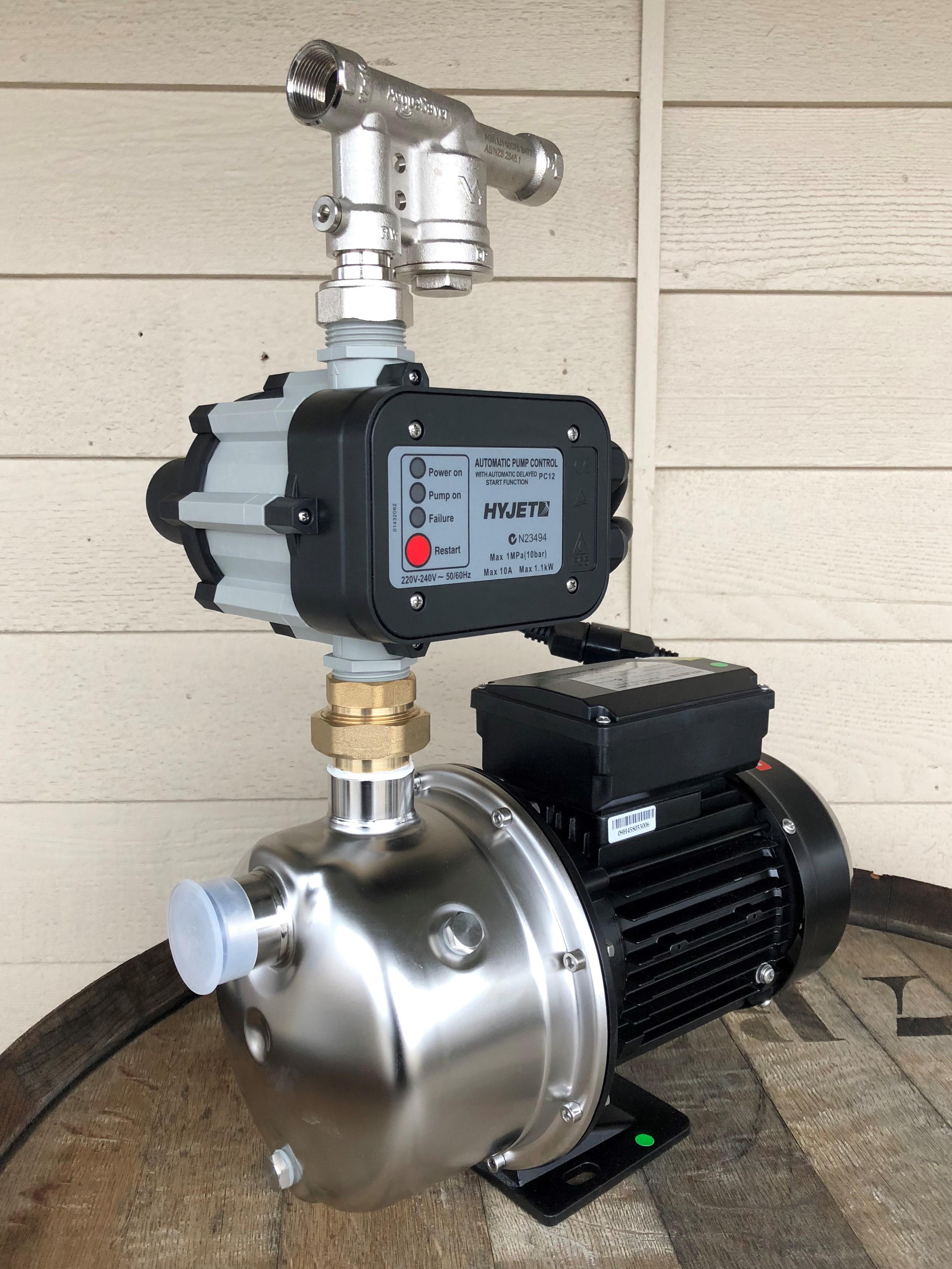 HSJ550 Pump & Valve