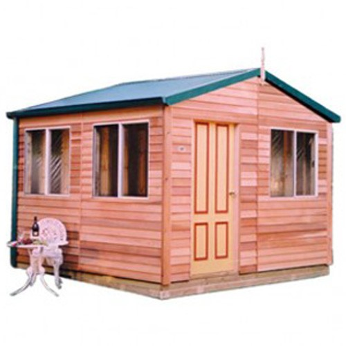 Garden Shed The Retreat Cedar Shed, Cabin, Studio 4.5MW X 3.2MD X 2.6MH
