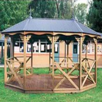 Gazebo Canterbury
