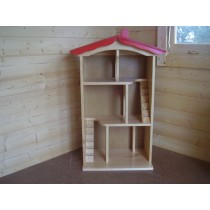 Dolls House Wooden