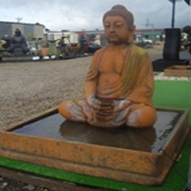 Fountain Large Thai Buddha Fountain Water Feature Outdoor