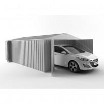 Garage Shed EGAR-7538 7.5 x 3.75