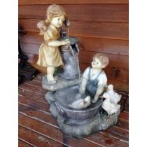 Jack & Jill Fountain