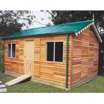 Garden Shed Snowy River Cabin - Studio 5.4mw x 3.8md x 3.1mh