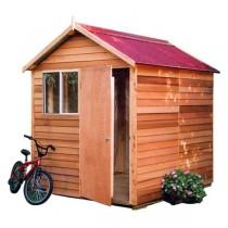 Garden Shed Cedar Shed Olinda - 1.9mw x 2.4md x 2.45mh