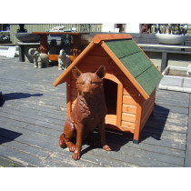 Dog Kennel wooden timber kennel