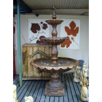 3 Tier Cast Iron Lisbon Fountain