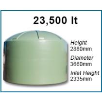 Rain Water Tank Round 23,500 ltrs