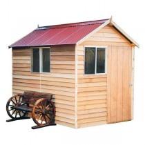 Cedar shed Kalorama - 1.9mw x 2.7md x 2.45mh