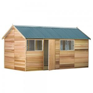 Garden Shed Cedar Shed - Fernglen - 4.8mw x 2.5md x 2.65mh