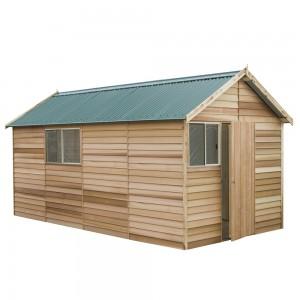 Garden Shed Cedar shed Fernshaw - 2.5mw x 4.8md x 2.65mh