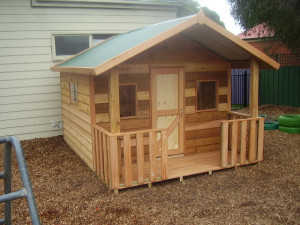 Cubbies and Cubby Houses