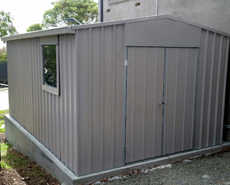 durabuilt sheds heavy duty steel sheds - Garden Sheds Galore