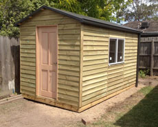 shop by product - Garden Sheds Vic